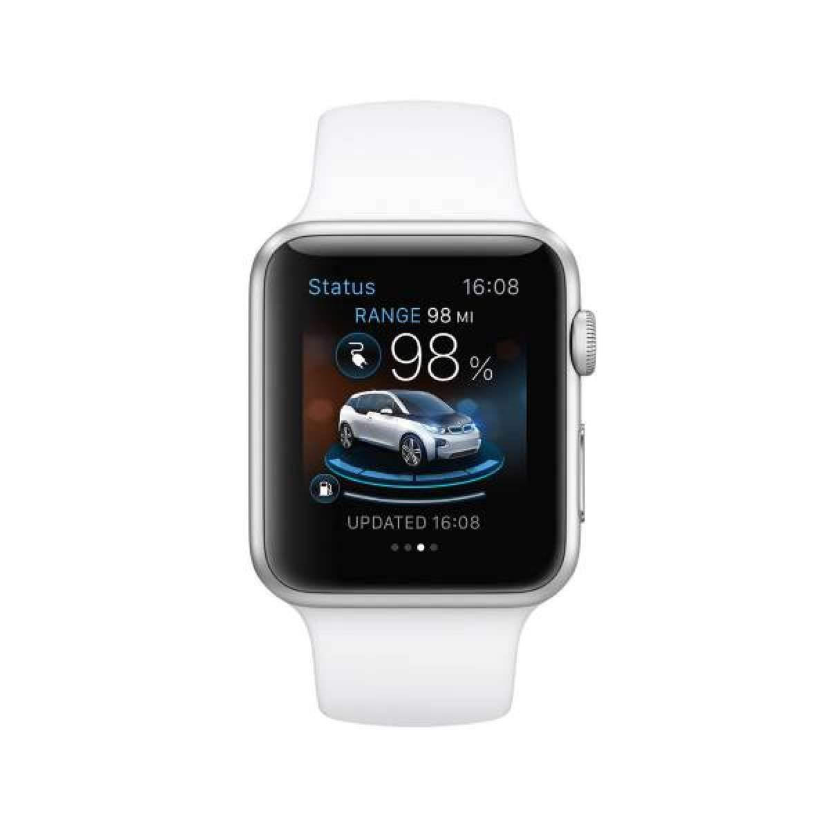 Cars Are Becoming Devices with Apple Watch Apps