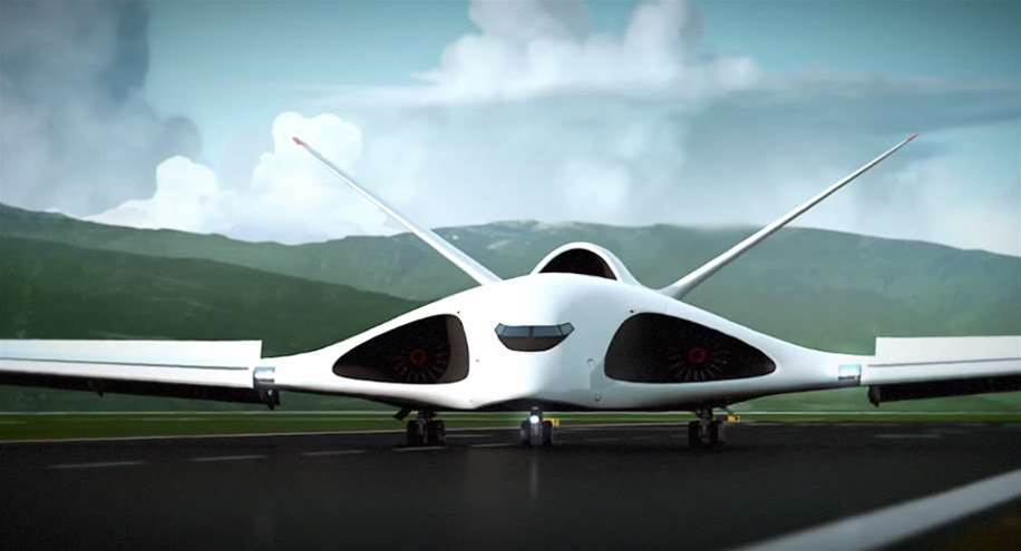 Look At This Stupidly Awesome Russian Supersonic Cargo Plane Concept