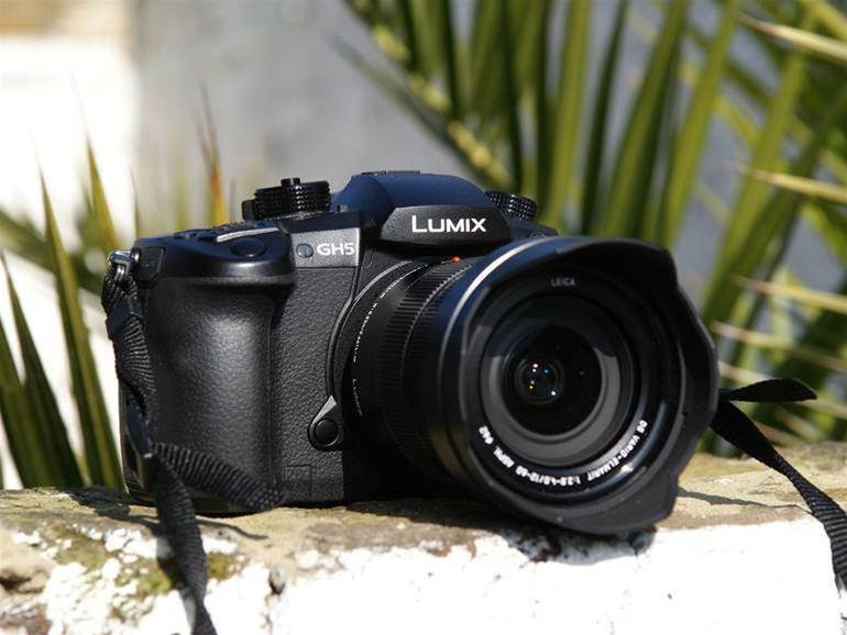 Review: Panasonic Lumix GH5 mirrorless camera