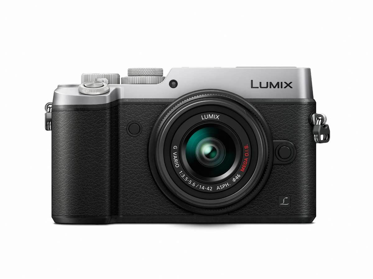 Panasonic Lumix GX8 crams 4K into a stylish system camera