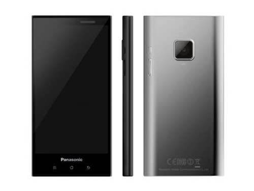 Panasonic to launch NFC-equipped Android smartphone