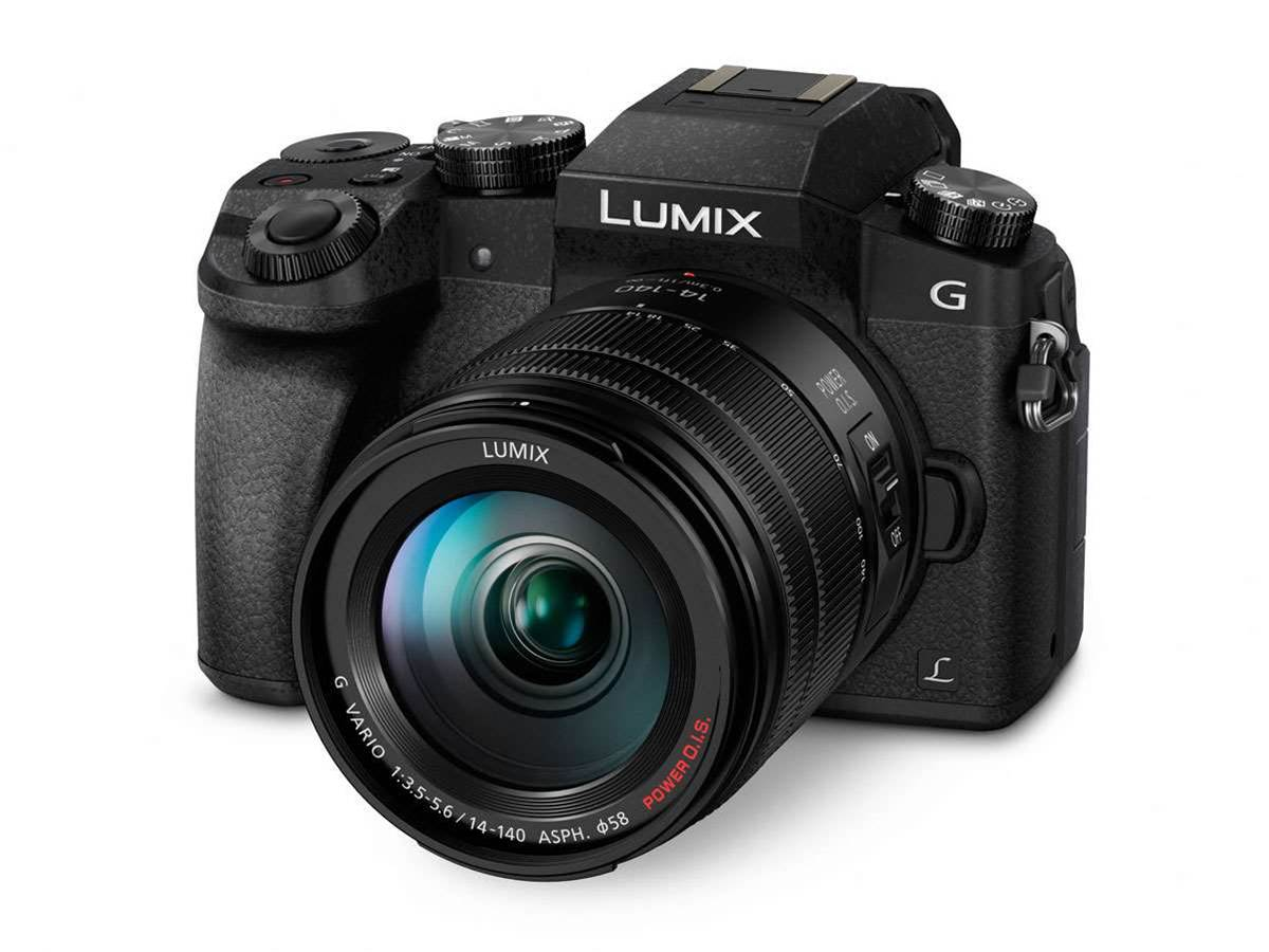 Panasonic Lumix G7 system camera adds 4K capability