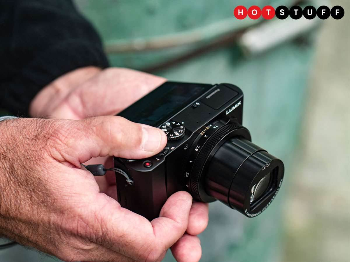 Feature-packed Panasonic LX15 might be the compact camera to beat