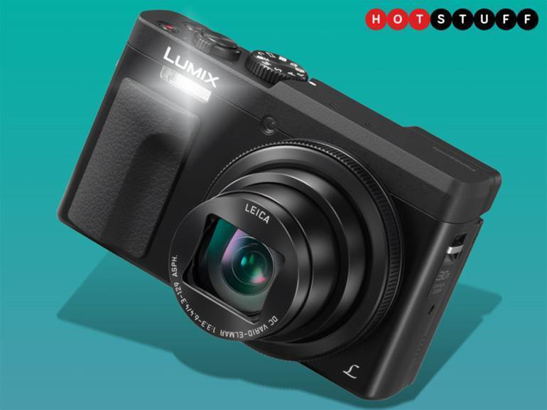 The Panasonic TZ90's superzoom will make your holiday look more exciting than it was