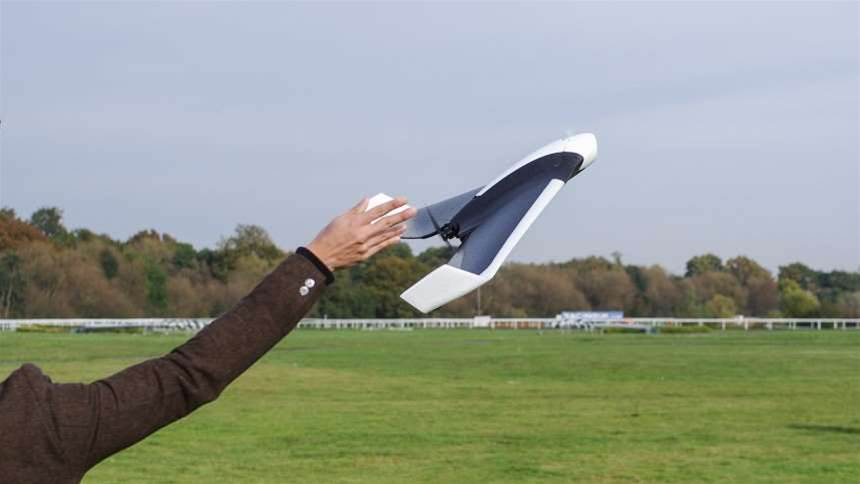 Parrot Disco review: Hands on with the coolest drone of 2016