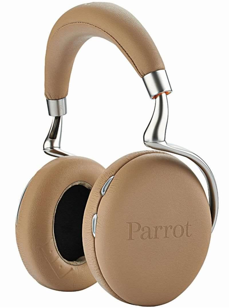 Review: Parrot's Zik headphones are totally worth it