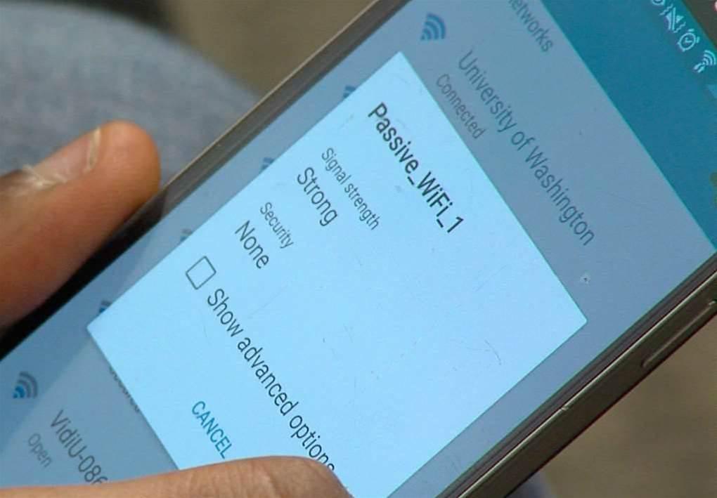 Passive wi-fi could transform IoT