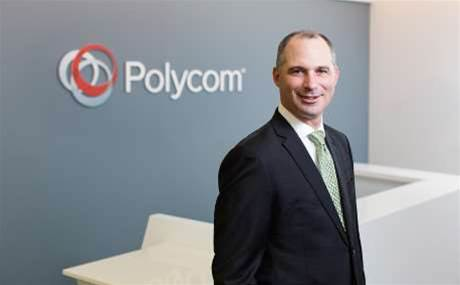 Polycom appoints ANZ boss