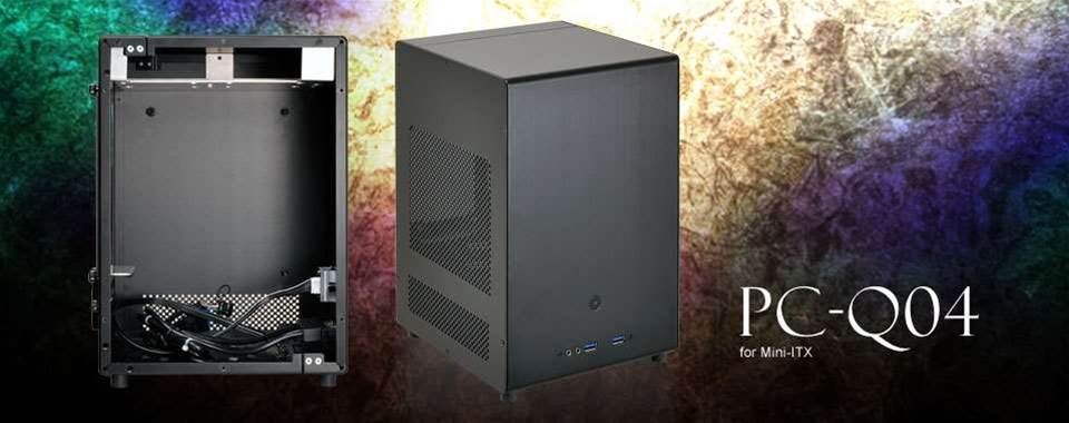 Lian Li lifts lid on new fanless Micro-ITX PC-Q04 case