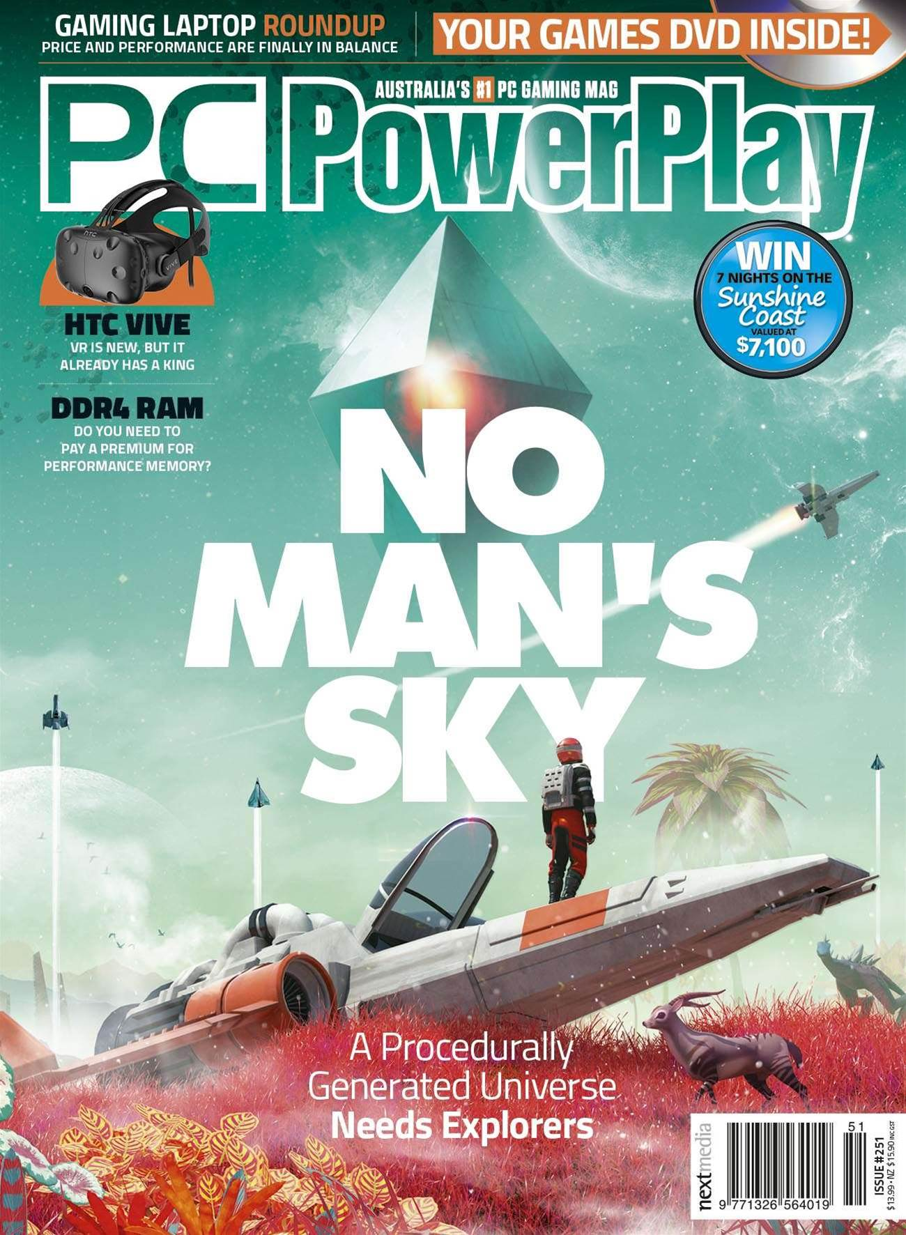 PC PowerPlay #251 Out Now!