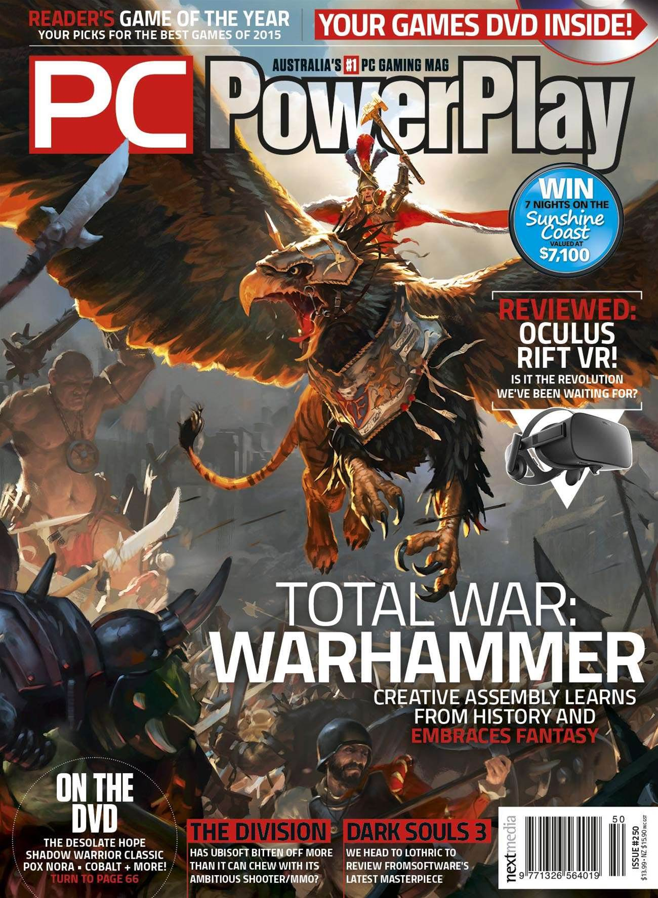 PC PowerPlay #250 out now!