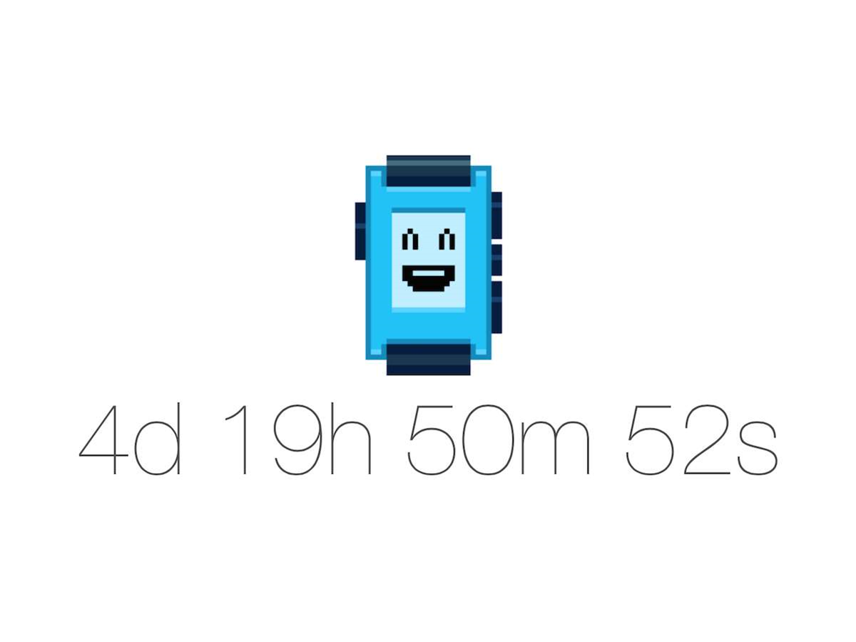 Pebble posts mysterious countdown, reportedly for a slimmer, colour-screened watch