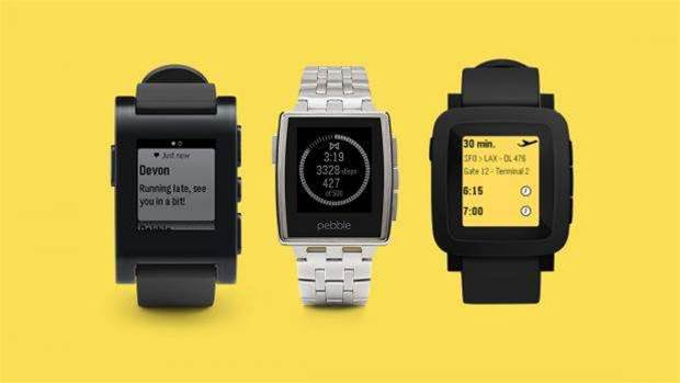 First Pebble 2 image has just been leaked, complete with colour screen