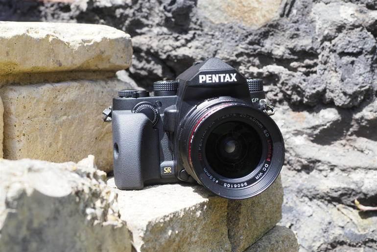 Review: Pentax KP DSLR