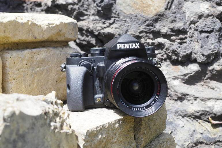 Review: Pentax KP DSLR