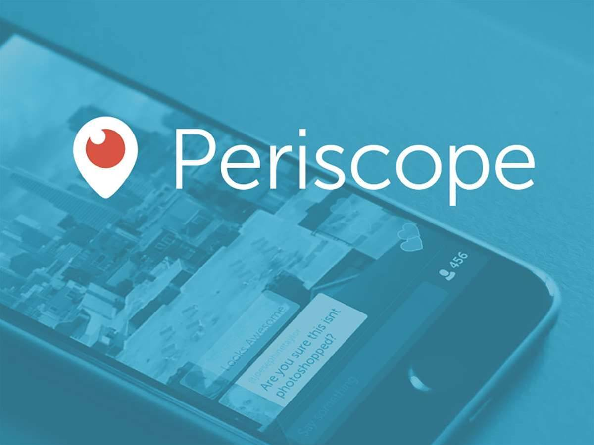 Backup your broadcasts - Periscope adds permanent saving