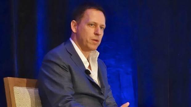 Peter Thiel: The age of Apple is over