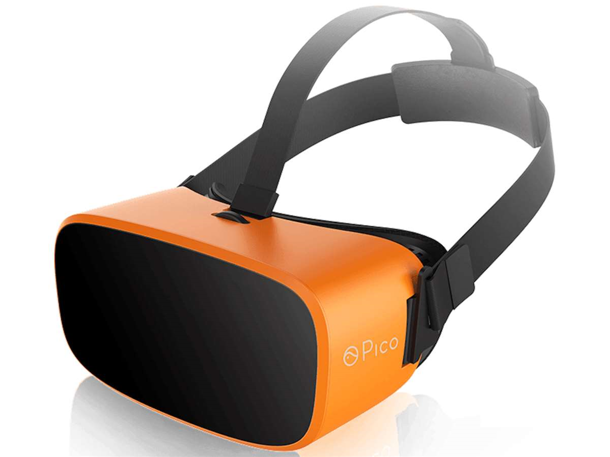 The Pico Neo is a mobile virtual reality headset that also works with PC