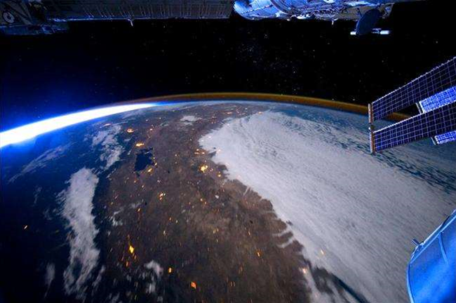 Video: Timelapse of Earth from the ISS