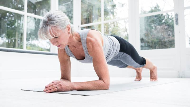 The Active Plank Series That Tones Your Whole Body