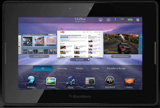 Hackers jailbreak RIM's PlayBook tablet