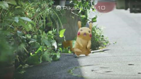 Pokémon GO drops Nintendo's critters into the real world