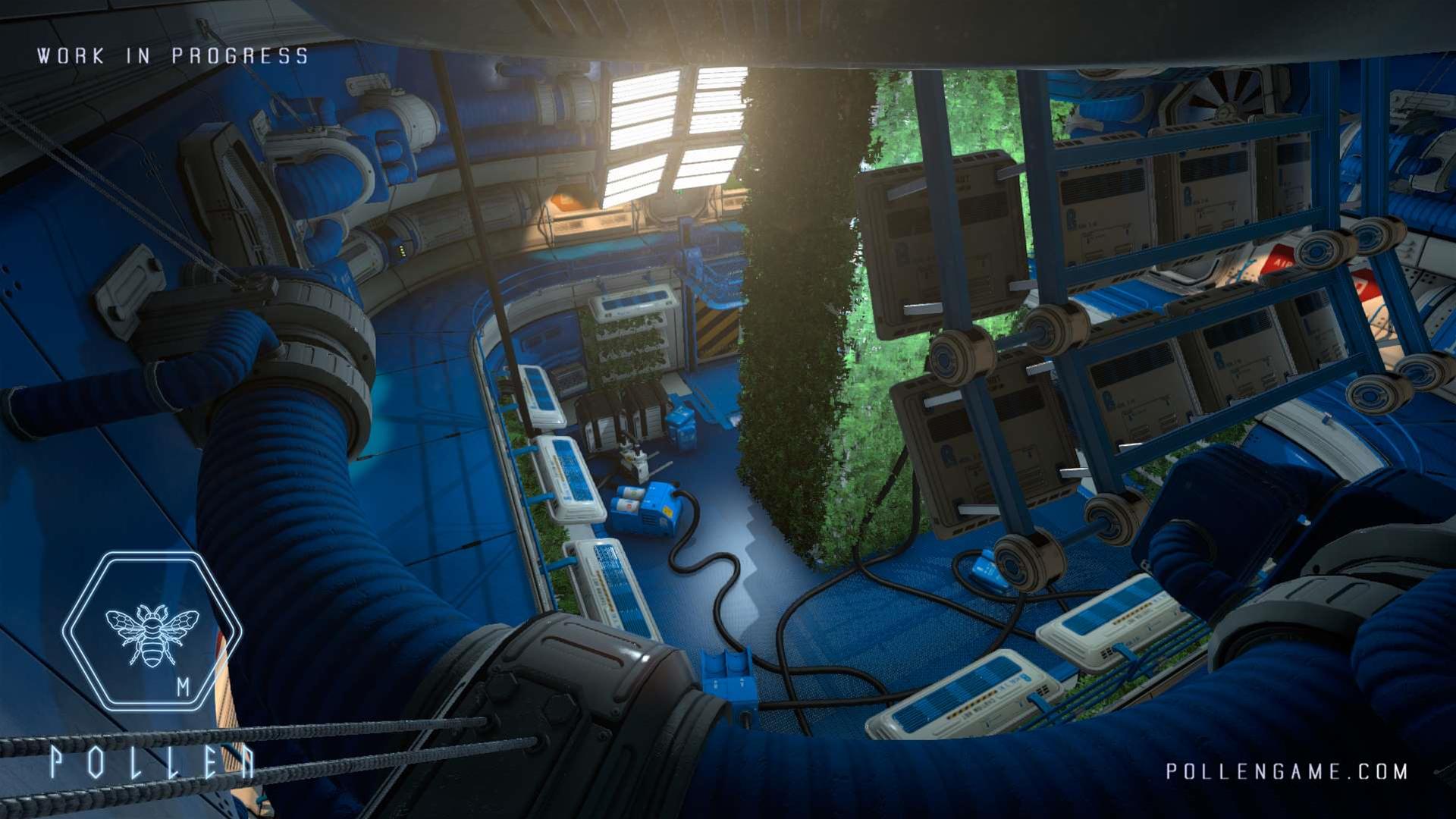 VR game P.O.L.L.E.N is coming to PC early next year