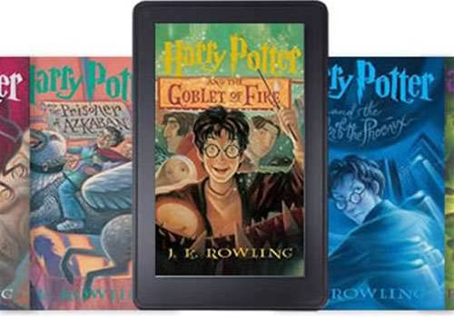 Harry Potter books available for free on Kindle -- in US only
