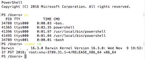 Microsoft replaces cmd.exe with PowerShell in latest Win10 build
