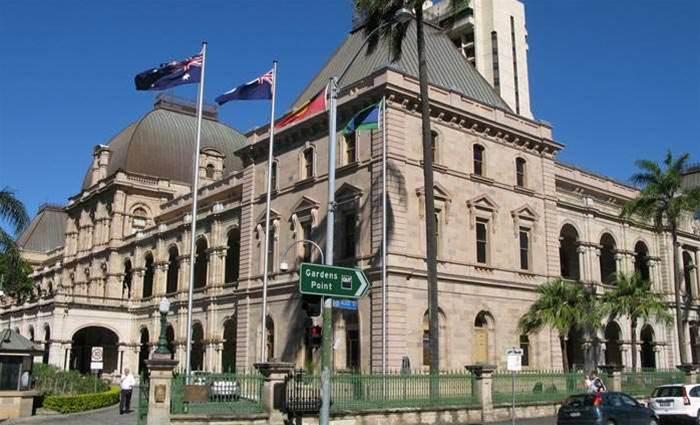 Queensland Parliament becomes a SharePoint shop