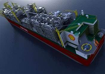 Shell turns to back-up systems for Prelude
