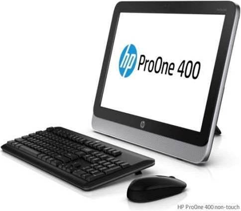 Review: HP ProOne 400 AiO