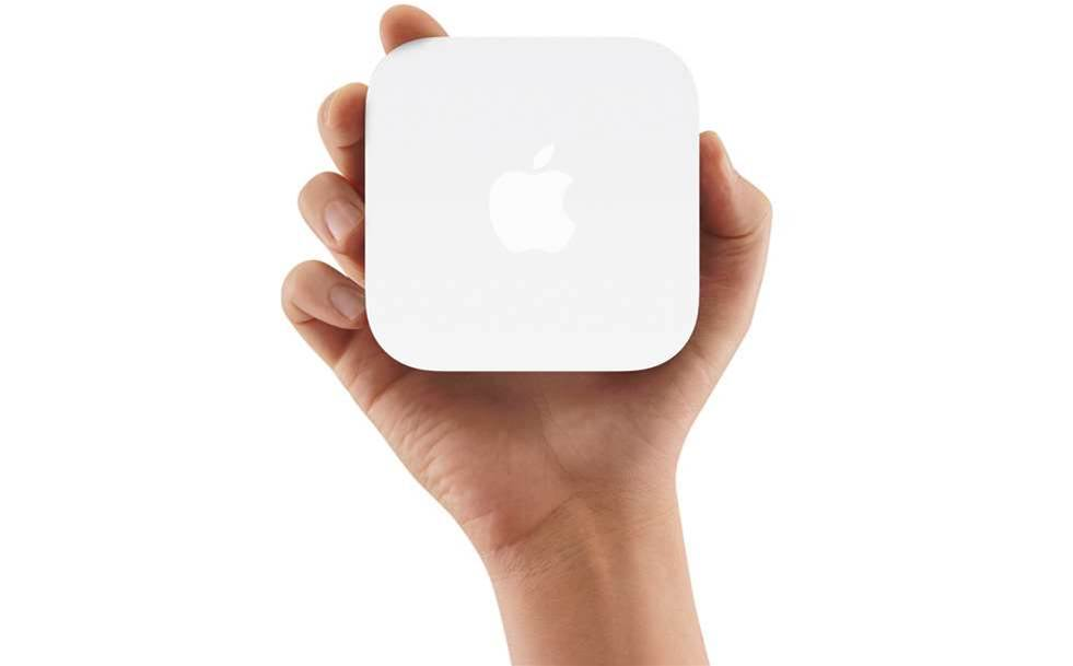 Apple ditches wireless router production: report