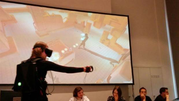 The students forging a path towards the future of VR