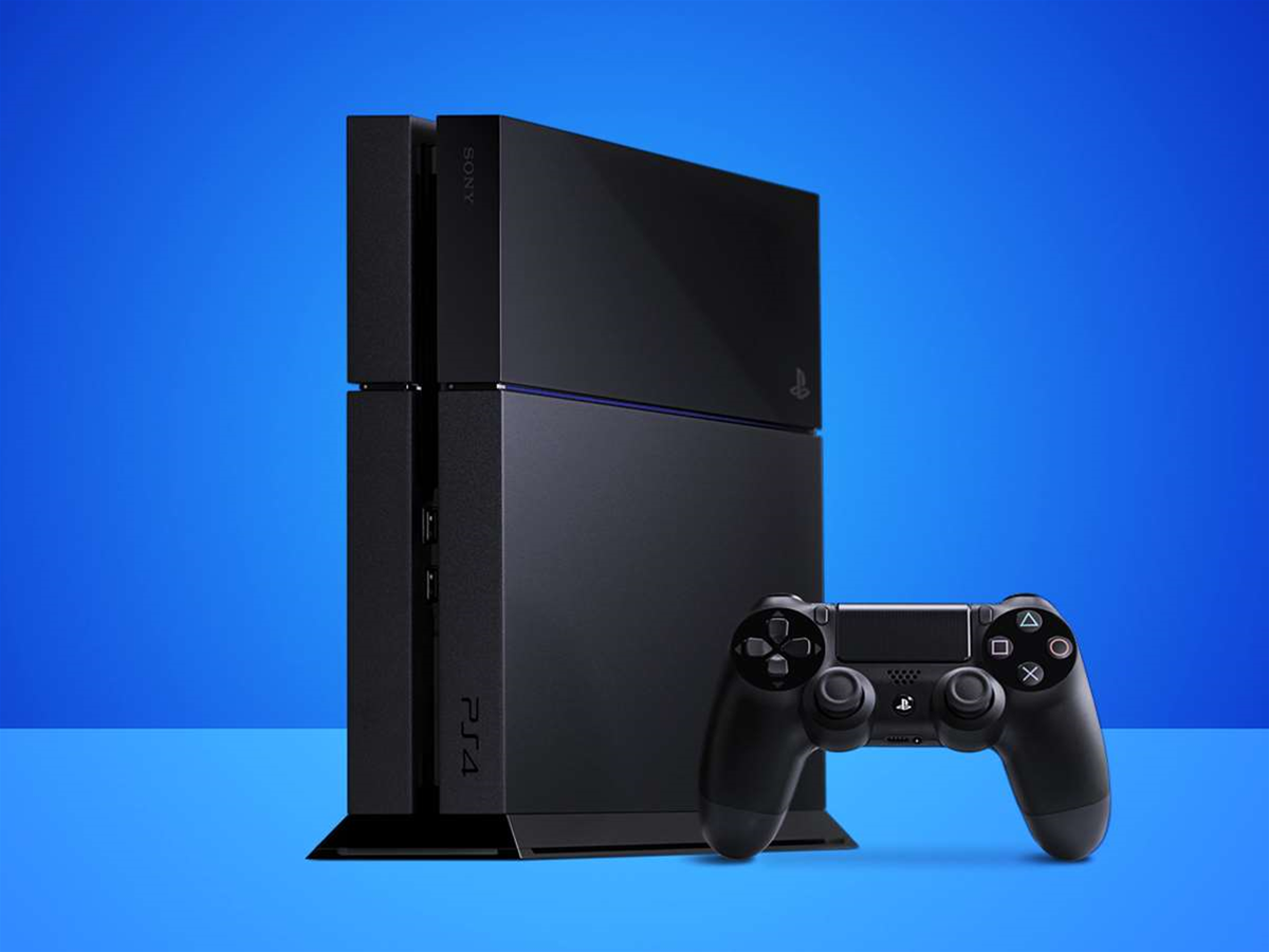 The PS4's HDR update is available now