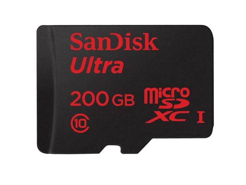 Do you need a 200GB microSD card?