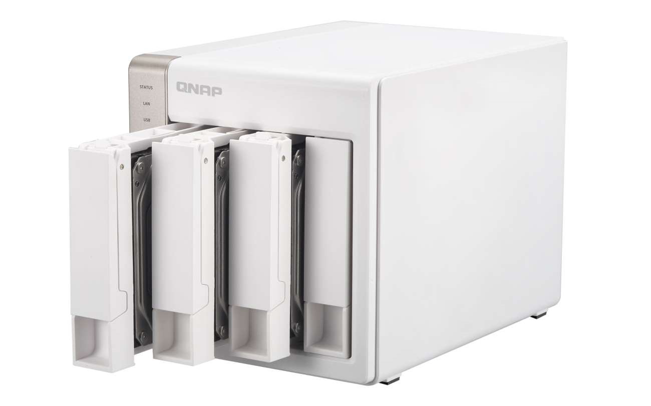 Labs Brief: QNAP Turbo NAS TS-451