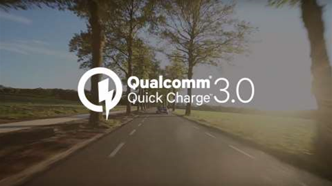 Qualcomm's Quick Charge 3: 0-80% battery in less time than it takes to hate yourself for watching Keeping Up with the Kardashians