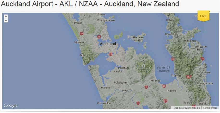Network failure blinds NZ air traffic radar