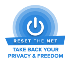 Tech giants launch Reset the Net project