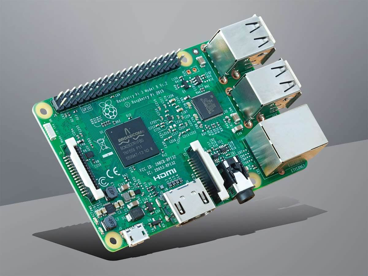 Raspberry Pi 3 announced