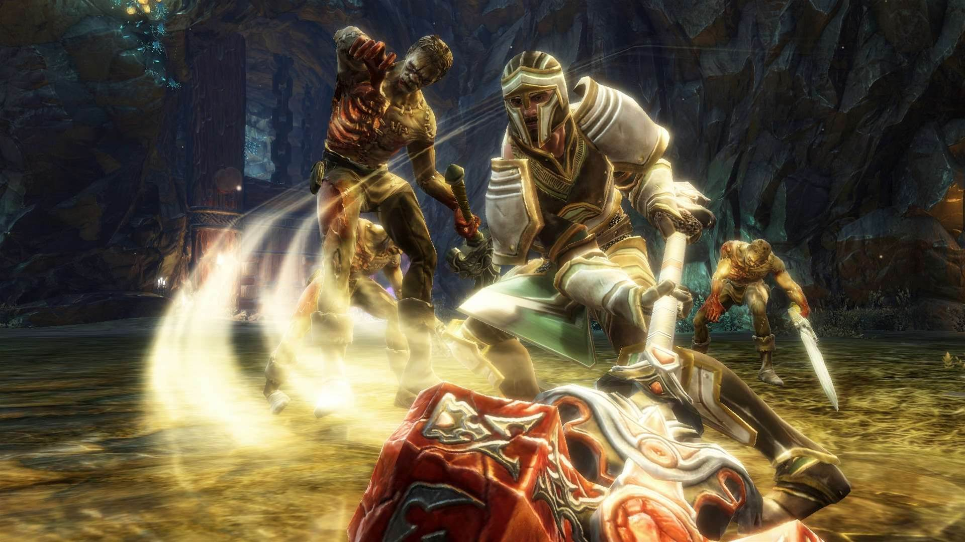 Reckoning: Kingdoms of Amalur - fun, but...