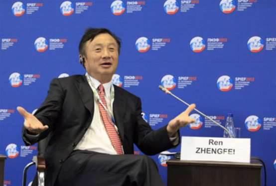 Huawei CEO breaks silence