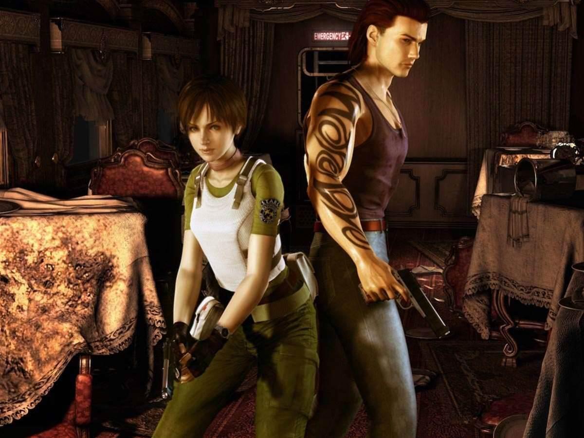 Resident Evil Zero remaster revealed