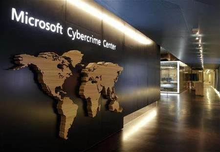 Microsoft's new Cybercrime Centre fights hackers