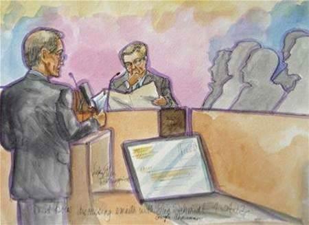 Smartphone trial features dueling ex-Sun execs