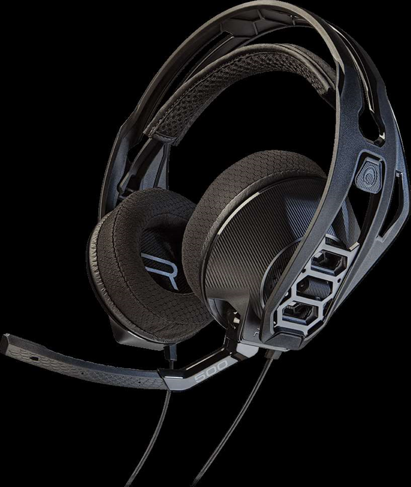 Plantronics launches new RIG 500 gaming headset