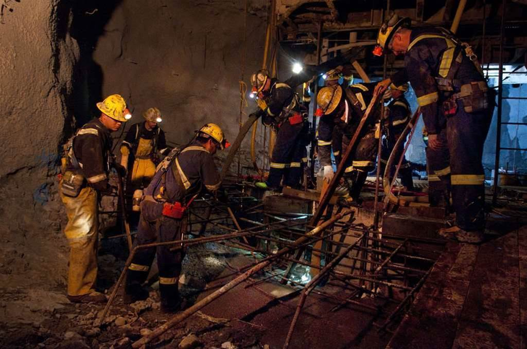 Rio Tinto tailors big data drive to copper