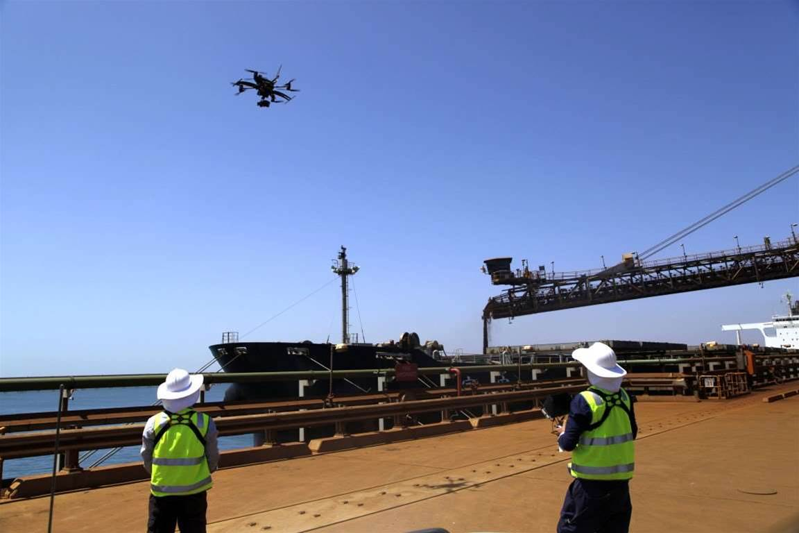 Rio Tinto to lean more heavily on drones