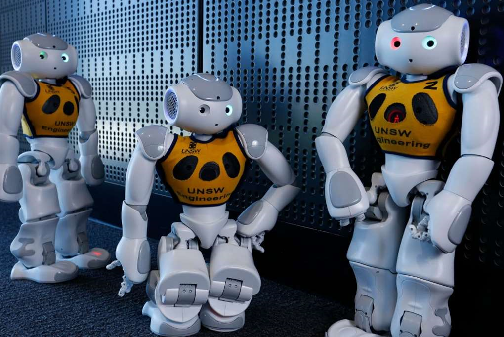 Champion Australian team heads to Germany to defend its RoboCup title